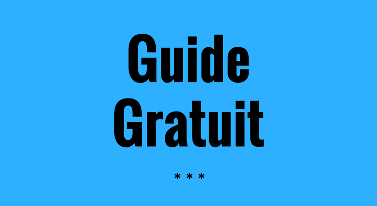 guide gratuit