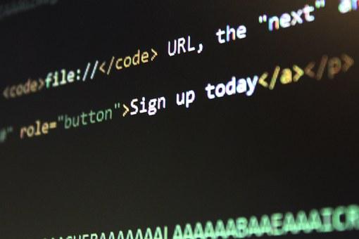Liste des balises HTML